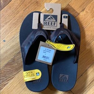 Reef sandals men size 11
